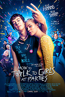HOW TO TALK TO GIRLS AT PARTIES (2017)<br /> POSTER<br /> *Filmstill - Editorial Use Only*<br /> CAP/FB<br /> Image supplied by Capital Pictures