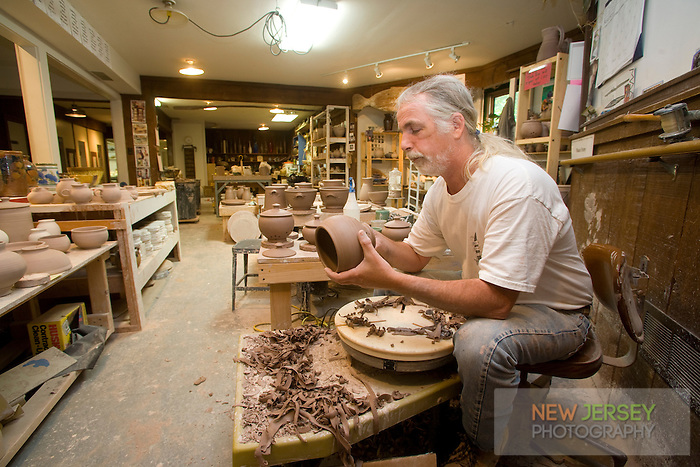 Ceramic Studio, Wheaton Arts and Cultural Center, Millville, New Jersey