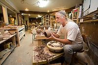 Ceramic Studio, Wheaton Arts and Cultural Center, Millville, New Jersey