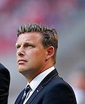 Nederland, Amsterdam, 13 september 2014<br /> Eredivisie<br /> Seizoen 2014-2015<br /> Ajax-Heracles<br /> John Stegeman, trainer-coach van Heracles.
