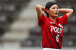 Hikaru Naomoto (Reds Ladies), APRIL 4, 2015 - Football /Soccer : Plenus Nadeshiko League 2015 between Urawa Reds Ladies 0-1 JEF United Ichihara Chiba Ladies at Fukuda Denshi Arena, Chiba, Japan. (Photo by Sho Tamura/AFLO SPORT) [1180]