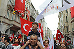 Republic Day March, Istanbul (TUR)