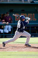 James Meador -  2009 San Diego Toreros playing against the Arizona State Sun Devils at Packard Stadium, Tempe, AZ - 05/05/2009 .Photo by:  Bill Mitchell/Four Seam Images