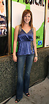 Marnie Schulenberg - ATWT  attends the 22nd Annual Broadway Flea Market and Grand Auction to benefit Broadway Cares / Equity Fights Aids on Sunday 21, 2008 in Shubert Alley, New York City, NY. (Photo by Sue Coflin/Max Photos)