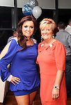 Lisa Burke with her mam Mary Burke at her 30th in Bru...Picture Jenny Matthews/Newsfile.ie