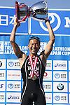 Hirokatsu Tayama, OCTOBER 13, 2013 - Triathlon : 19th Annual Triathlon National Championships Tokyo Port in Odaiba, Tokyo, Japan. (Photo by AFLO SPORT) [0006]