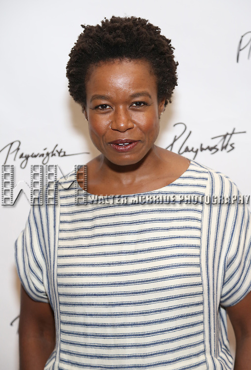 Quincy Bernstein attends the Opening Night Performance of the Playwrights Horizons world premiere production of 'Log Cabin' on June 25, 2018 at Playwrights Horizons in New York City.
