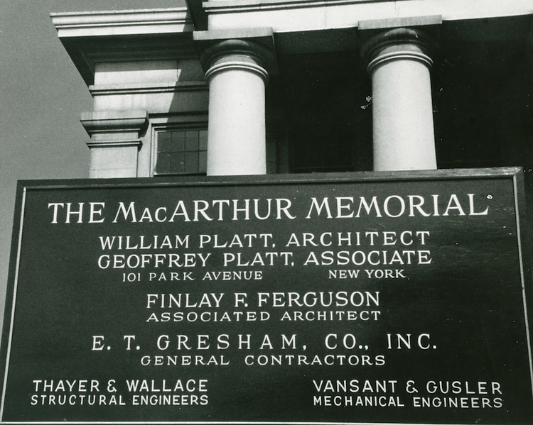 1962  May  04.. 19620504..Historical         ..MacArthur Memorial.Old Norfolk Courthouse..Haycox.968-B