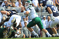 The Eastern Michigan University Football team was defeated 34-6 by Penn State University in State College, PA. September 24th, 2011