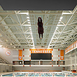 Allan Jones Aquatic Center at the University of Tennessee