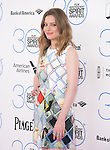 Gillian Jacobs attends 2015 Film Independent Spirit Awards held at Santa Monica Beach in Santa Monica, California on February 21,2015                                                                               © 2015Hollywood Press Agency