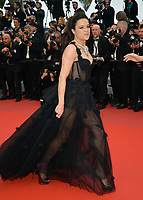 """Michelle Rodriguez at the gala screening for """"BLACKKKLANSMAN"""" at the 71st Festival de Cannes, Cannes, France 14 May 2018<br /> Picture: Paul Smith/Featureflash/SilverHub 0208 004 5359 sales@silverhubmedia.com"""
