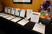 LOS ANGELES - JUN 11: Silent Auction at The Actors Fund's 22nd Annual Tony Awards Viewing Party at the Skirball Cultural Center on June 10, 2018 in Los Angeles, CA