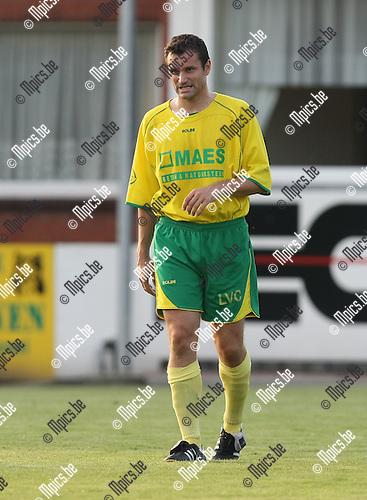 2008-07-29 / Voetbal / seizoen 2008-2009 / Witgoor Dessel / Hans Gielen..Foto: Maarten Straetemans (SMB)