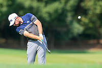 Tyrrell Hatton (ENG) on the 2nd fairway during the 3rd round of the WGC HSBC Champions, Sheshan Golf Club, Shanghai, China. 02/11/2019.<br /> Picture Fran Caffrey / Golffile.ie<br /> <br /> All photo usage must carry mandatory copyright credit (© Golffile | Fran Caffrey)