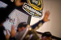 CHAMPION!, five times.