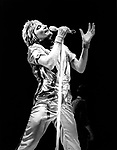 Rod Stewart 1980.© Chris Walter.