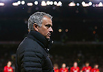 Manchester United manager Jose Mourinho  during the UEFA Europa League match at Old Trafford, Manchester. Picture date: November 24th 2016. Pic Matt McNulty/Sportimage