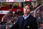 S&ouml;dert&auml;lje 2014-09-22 Ishockey Hockeyallsvenskan S&ouml;dert&auml;lje SK - IF Bj&ouml;rkl&ouml;ven :  <br /> S&ouml;dert&auml;ljes assisterande tr&auml;nare Anders Karlsson <br /> (Foto: Kenta J&ouml;nsson) Nyckelord: Axa Sports Center Hockey Ishockey S&ouml;dert&auml;lje SK SSK Bj&ouml;rkl&ouml;ven L&ouml;ven IFB portr&auml;tt portrait