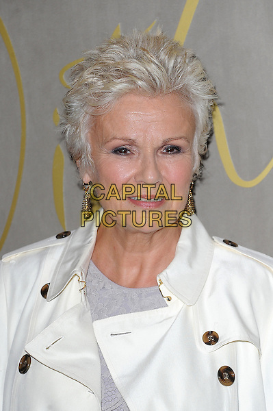 LONDON, ENGLAND - NOVEMBER 3: Julie Walters attends the Burberry Festive Film Premiere at Burberry Regent Street on November 3, 2015 in London, England.<br /> CAP/BEL<br /> &copy;BEL/Capital Pictures