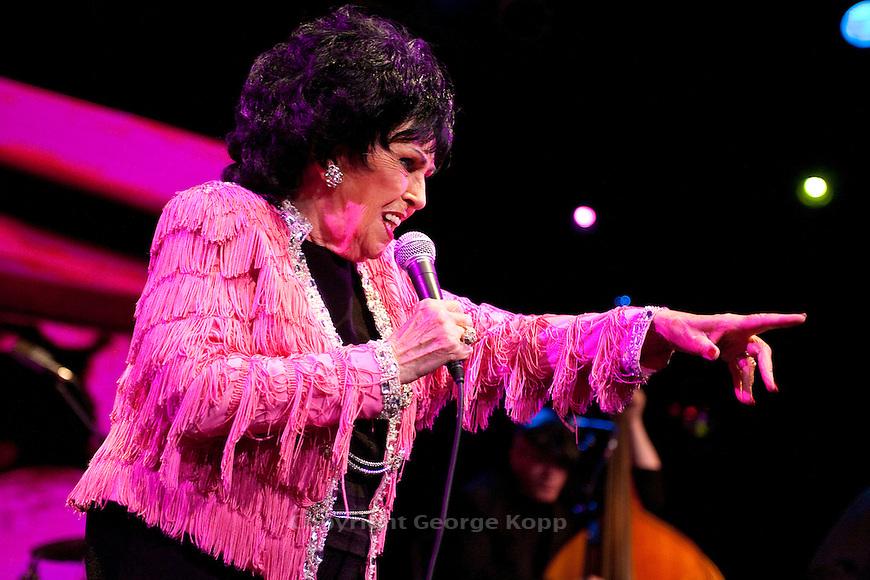 Wanda Jackson & The Hi-Dollars 2012