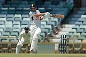 November 5th 2017, WACA Ground, Perth Australia; International cricket tour, Western Australia versus England, day 2; Josh philippe plays a pull shot during his innings