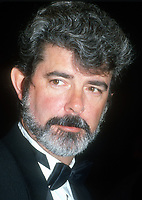 George Lucas, 1990, Photo By John Barrett/PHOTOlink