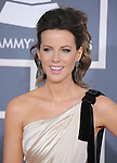 Kate Beckinsale attends The 54th Annual GRAMMY Awards held at The Staples Center in Los Angeles, California on February 12,2012                                                                               © 2012 DVS / Hollywood Press Agency