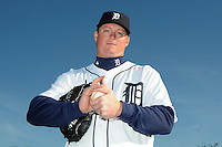 Feb 21, 2009; Lakeland, FL, USA; The Detroit Tigers pitcher Jeremy Bonderman (38) during photoday at Tigertown. Mandatory Credit: Tomasso De Rosa/ Four Seam Images