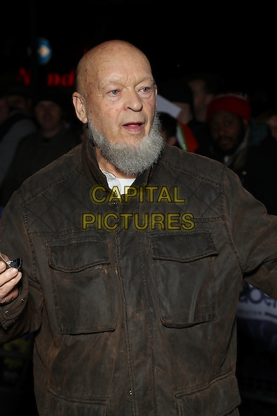 Michael Eavis<br /> The VO5 NME Awards 2017 at the O2 Academy, Brixton, London on February 15th 2017<br /> CAP/GOL<br /> &copy;GOL/Capital Pictures
