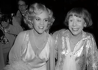Madeline Kahn and Imogene Coca 1978<br />