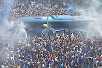 BELO HORIZONTE, MG, 10.11.2013 – CAMPEONATO BRASILEIRO – CRUZEIRO X GRÊMIO Torcida do Cruzeiro partida contra o Grêmio durante jogo valido 33ª rodada Campeonato Brasileiro 2013, no estádio Minerão, na tarde deste Domingo (10) (Foto: Marcos Fialho / Brazil Photo Press)