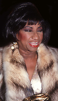 Celia Cruz 1992<br /> Photo By John Barrett/PHOTOlink.net /MediaPunch