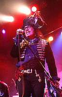 PHILADELPHIA, PA - OCTOBER 5 :  Adam Ant performing at The Trocadero in Philadelphia, Pa on October 5, 2012  © Star Shooter / MediaPunch Inc