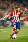 Atletico de Madrid's Juanfran Torres during UEFA Champions League match. March 15,2016. (ALTERPHOTOS/Borja B.Hojas)