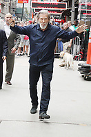 NEW YORK, NY - AUGUST 8: Jeff Bridges at Good Morning America in New York City on August 8, 2017. <br /> CAP/MPI/RW<br /> &copy;RW/MPI/Capital Pictures