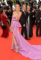 "CANNES, FRANCE. May 19, 2019: Petra Nemcova  at the gala premiere for ""A Hidden Life"" at the Festival de Cannes.<br /> Picture: Paul Smith / Featureflash"