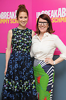 "15 June 2017 - Los Angeles, California - Ellie Kemper, Kate Flannery. FYC ""Unbreakable Kimmy Schmidt"" held at the UCB Sunset Theater in Los Angeles. Photo Credit: Birdie Thompson/AdMedia"