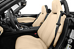 Front seat view of 2017 Mazda MX-5 Miata Grand Touring 2 Door Convertible Front Seat car photos