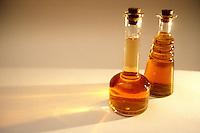 Bottiglia di aceto. Bottle of vinegar...