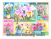 Alfredo, FLOWERS, BLUMEN, FLORES, paintings+++++,BRTOXX03562,#f#, EVERYDAY ,puzzle,puzzles