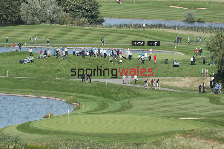 ISPS Handa Wales Open 2013<br /> Tented Village<br /> General View of Twenty Ten Course<br /> 01.09.13<br /> <br /> &copy;Steve Pope-Sportingwales