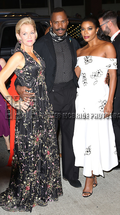 Penelope Ann Miller, Colman Domingo and Gabrielle Union attends the 'The Birth of a Nation' Red Carpet Premiere during the 2016 Toronto International Film Festival premiere at Princess of Wales Theatre on September 9, 2016 in Toronto, Canada.