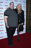 10 April 2019 - Las Vegas, NV - Paul Vogt, Christie Brinkley. Christie Brinkley and the cast of the musical Chicago celebrate with afterparty at Chica at The Venetian Resort Las Vegas. <br /> CAP/ADM/MJT<br /> © MJT/ADM/Capital Pictures