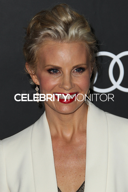 LOS ANGELES, CA - JANUARY 09: Monica Potter at the Audi Golden Globe Awards 2014 Cocktail Party held at Cecconi's Restaurant on January 9, 2014 in Los Angeles, California. (Photo by Xavier Collin/Celebrity Monitor)