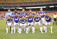 Deportivo Saprissa Starting Eleven, Deportivo Saprissa defeated DC United 2-0,  in the first leg of group A of the Concacaf Champions League, Tuesday  September 16 , 2008 at RFK Stadium.