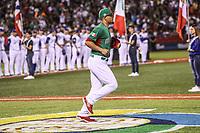 Roberto Osuna de mexico.<br /> Aspectos del partido Mexico vs Italia, durante Cl&aacute;sico Mundial de Beisbol en el Estadio de Charros de Jalisco.<br /> Guadalajara Jalisco a 9 Marzo 2017 <br /> Luis Gutierrez/NortePhoto.com