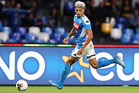 Kevin Malcuit of Napoli in action<br /> Napoli 19-10-2019 Stadio San Paolo <br /> Football Serie A 2019/2020 <br /> SSC Napoli - Hellas Verona FC<br /> Photo Cesare Purini / Insidefoto