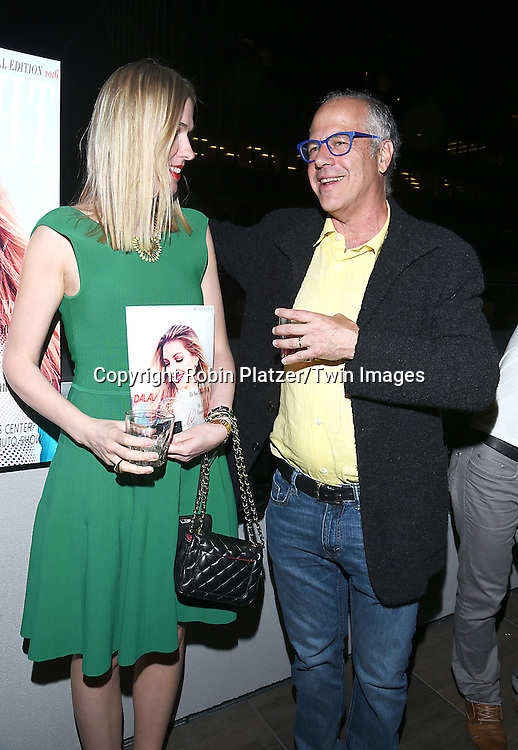 Guests attends the &quot;EPN Spotlight Magazine&quot;  launch party on June 10, 2016 at the Renaissance NY Hotel in New York, New York, USA. Dalal Bruchmann is the cover model.<br /> <br /> photo by Robin Platzer/Twin Images<br />  <br /> phone number 212-935-0770
