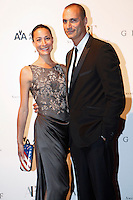 Cristen Barker and Nigel Barker at the American Ballet Theatre Spring Gala at Lincoln Center in New York City. May 14, 2012. ©.Diego Corredor/MediaPunch Inc.